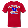 Philadelphia Falcons T-Shirt (Premium) - red