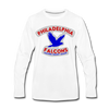 Philadelphia Falcons Long Sleeve T-Shirt - white
