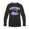Philadelphia Falcons Long Sleeve T-Shirt - black