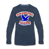 Philadelphia Falcons Long Sleeve T-Shirt - navy