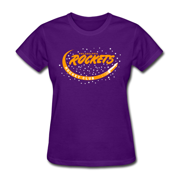 Philadelphia Rockets Women's T-Shirt - purple