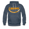 Philadelphia Rockets Hoodie (Premium) - heather denim