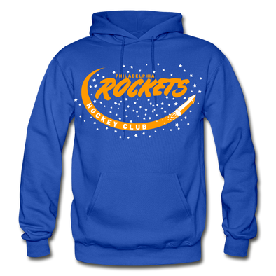 Philadelphia Rockets Hoodie - royal blue