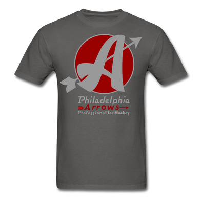 Philadelphia Arrows T-Shirt - charcoal