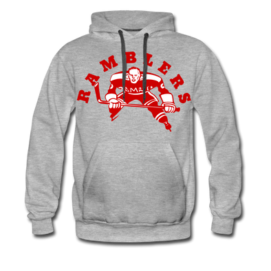 Philadelphia Ramblers Hoodie (Premium) - heather gray