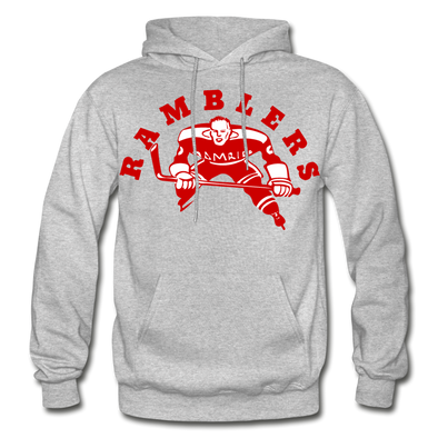 Philadelphia Ramblers Hoodie - heather gray