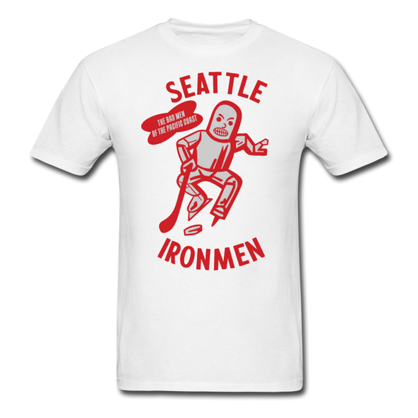 Seattle Ironmen T-Shirt - white
