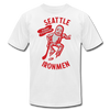 Seattle Ironmen T-Shirt (Premium) - white