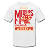 Minneapolis Mighty Millers T-Shirt (Premium Lightweight) - white