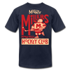 Minneapolis Mighty Millers T-Shirt (Premium Lightweight) - navy