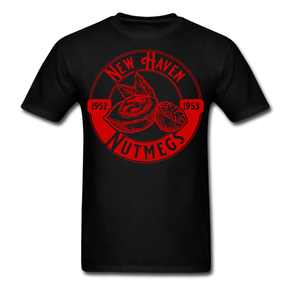 New Haven Nutmegs T-Shirt - black