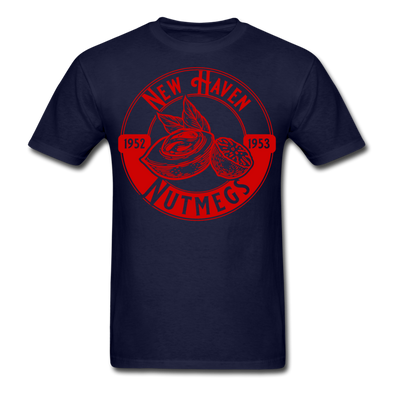 New Haven Nutmegs T-Shirt - navy