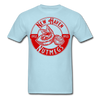New Haven Nutmegs T-Shirt - powder blue