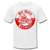 New Haven Nutmegs T-Shirt (Premium Lightweight) - white