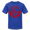 New Haven Nutmegs T-Shirt (Premium Lightweight) - royal blue