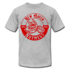 New Haven Nutmegs T-Shirt (Premium Lightweight) - heather gray
