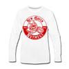 New Haven Nutmegs Long Sleeve T-Shirt - white