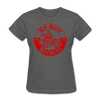 New Haven Nutmegs Women's T-Shirt - charcoal