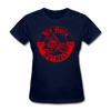 New Haven Nutmegs Women's T-Shirt - navy