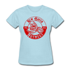 New Haven Nutmegs Women's T-Shirt - powder blue