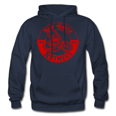 New Haven Nutmegs Hoodie - navy