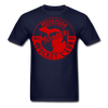 Muskegon Mohawks T-Shirt - navy