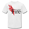 Fort Worth Fire T-Shirt (Premium Lightweight) - white