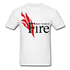 Fort Worth Fire T-Shirt - white