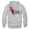 Fort Worth Fire Hoodie - heather gray