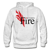 Fort Worth Fire Hoodie - light heather gray
