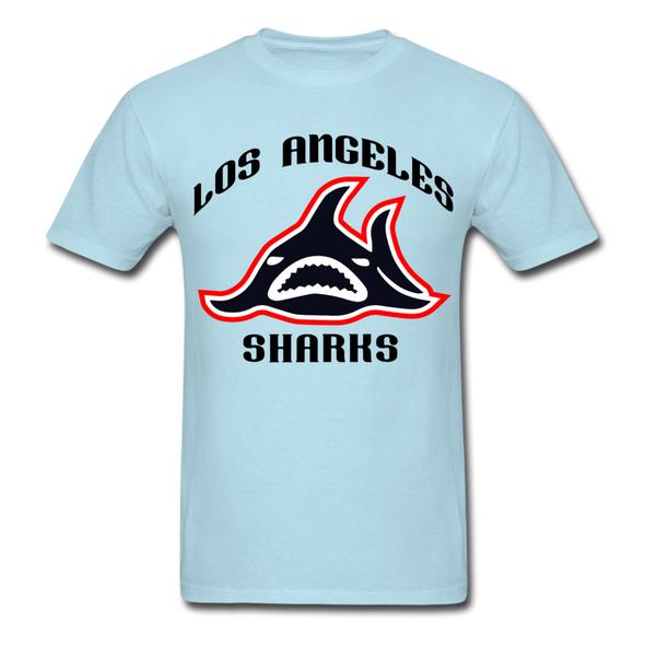 Los Angeles Sharks T-Shirt - powder blue