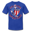 Seattle Americans T-Shirt (Premium Lightweight) - royal blue