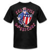 Seattle Americans T-Shirt (Premium Lightweight) - black