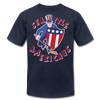 Seattle Americans T-Shirt (Premium Lightweight) - navy