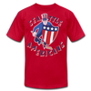 Seattle Americans T-Shirt (Premium Lightweight) - red