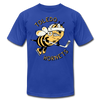 Toledo Hornets T-Shirt (Premium Lightweight) - royal blue