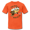 Toledo Hornets T-Shirt (Premium Lightweight) - orange