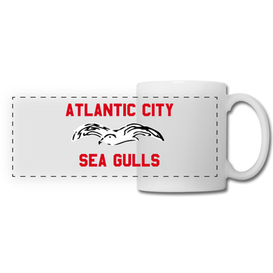 Atlantic City Sea Gulls Mug - white
