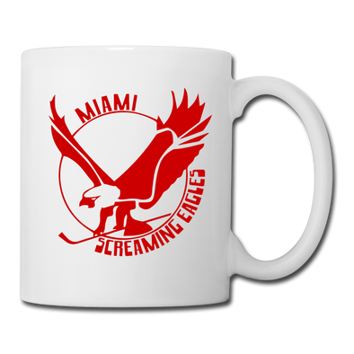 Miami Screaming Eagles Mug 2 - white