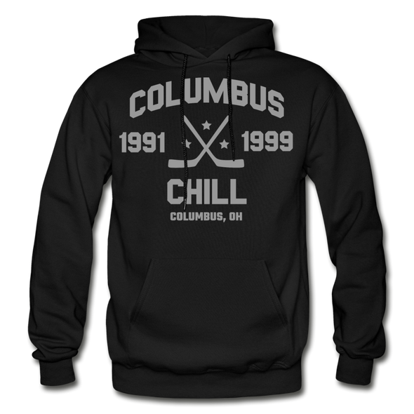 Columbus Chill Dated Hoodie - black