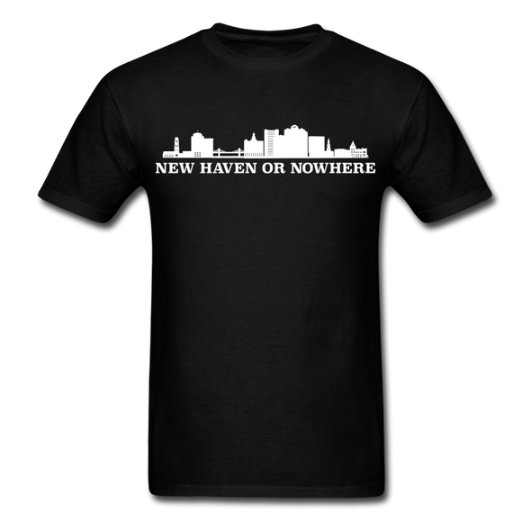 New Haven or Nowhere T-Shirt - black