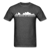 New Haven or Nowhere T-Shirt - heather black