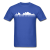 New Haven or Nowhere T-Shirt - royal blue