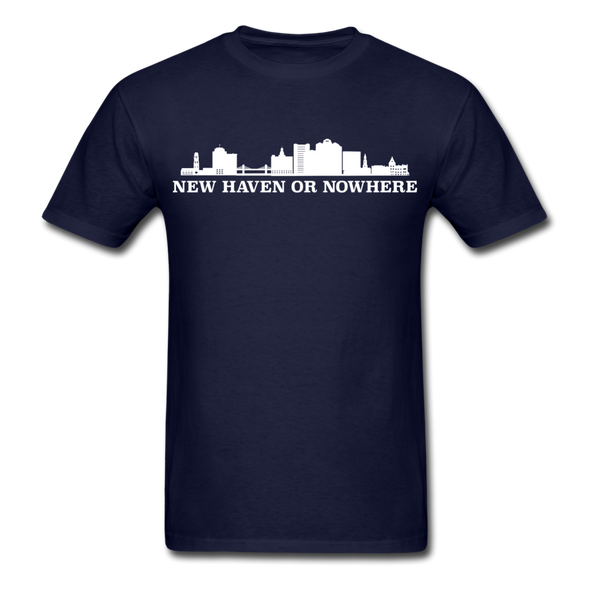 New Haven or Nowhere T-Shirt - navy