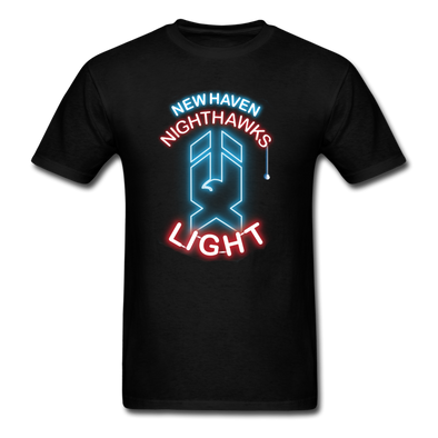 New Haven Nighthawks Light T-Shirt - black