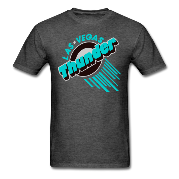Las Vegas Thunder T-Shirt - heather black