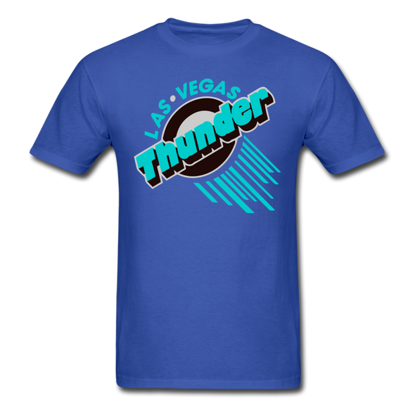 Las Vegas Thunder T-Shirt - royal blue