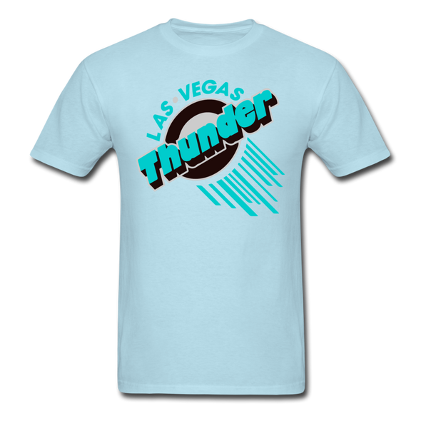 Las Vegas Thunder T-Shirt - powder blue