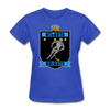 Atlanta Knights Women's T-Shirt - royal blue