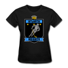 Atlanta Knights Women's T-Shirt - black
